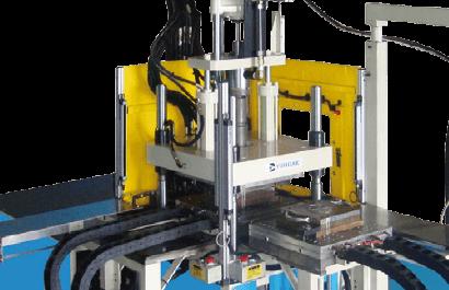 矽胶射出成型机