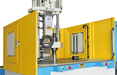 Multiple Embedded Rotary Injection Molding Machine Series