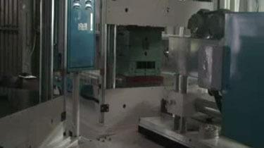 YT 竪型締・横射出4タイバー成形機シリーズ